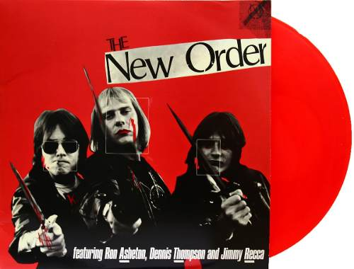 Lp Vinil The New Order Ron Asheton Denis Thompson Jimmy Recc