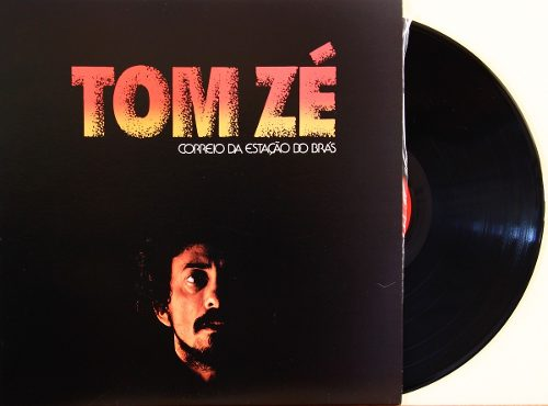 Lp Vinil Tom Zé Correio Da Estação Do Brás