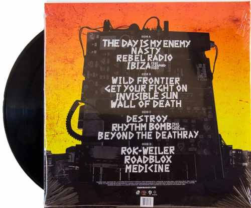Lp Vinil The Prodigy The Day Is My Enemy