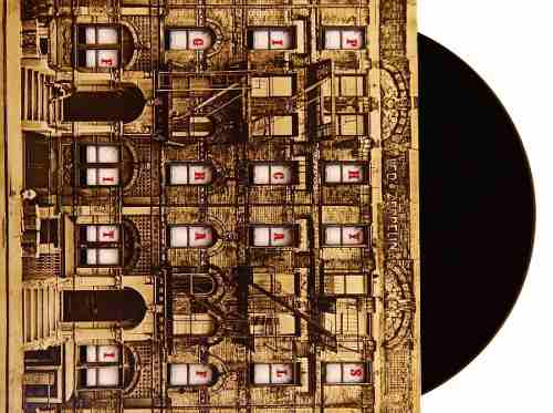 Lp Vinil Led Zeppelin Physical Graffiti