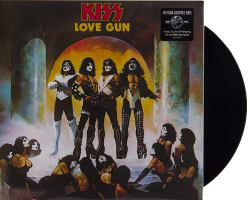 Lp Vinil Kiss Love Gun