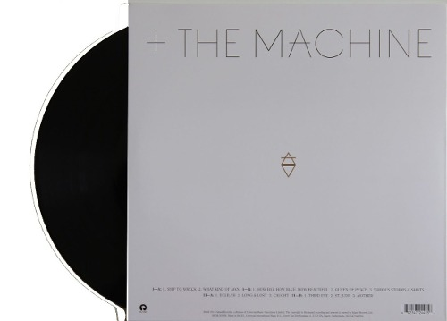 Lp Vinil Florence + The Machine How Big How Blue