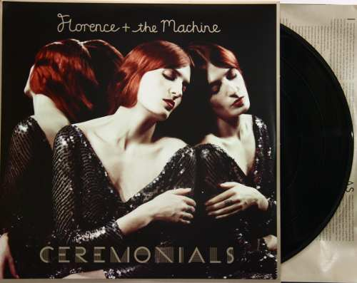 Lp Vinil Florence + The Machine Ceremonials