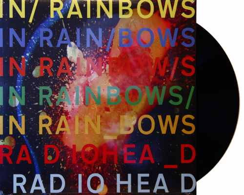 Lp Radiohead In Rainbows