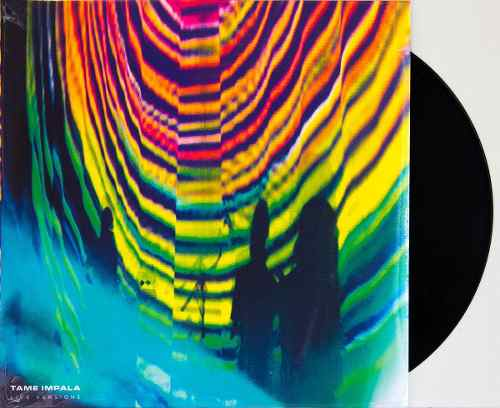 Lp Vinil Tame Impala Live Versions