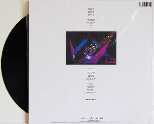 Lp Vinil Rush A Show Of Hands 200g
