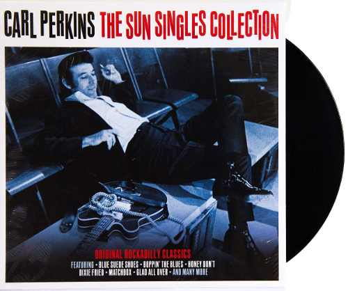 Lp Vinil Carl Perkins The Sun Singles Collection