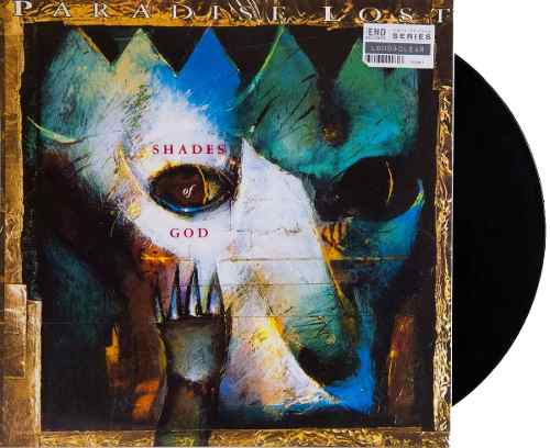 Lp Vinil Paradise Lost Shades Of God