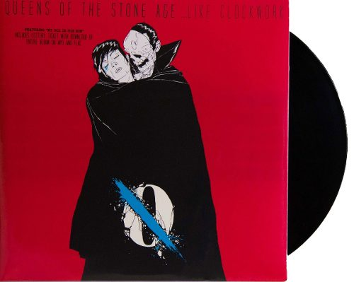 Lp Vinil Queens Of The Stone Age Like Clockwork