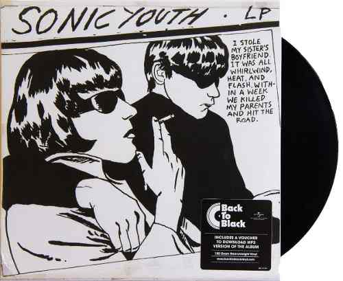 Lp Vinil Sonic Youth Goo