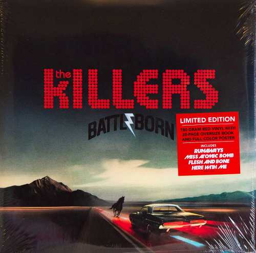 Lp The Killers Battle Born
