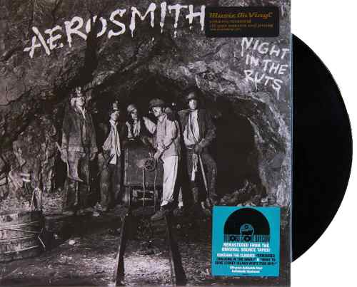 Lp Vinil Aerosmith Night In The Ruts