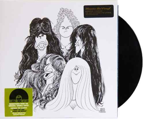 Lp Vinil Aerosmith Draw The Line