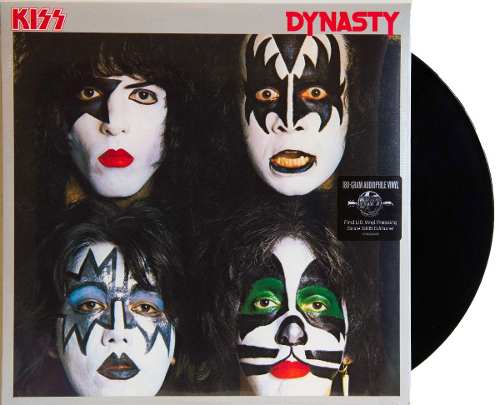 Lp Vinil Kiss Dynasty