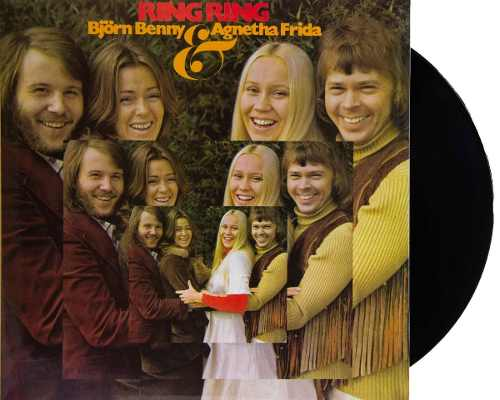 Lp Vinil Abba Ring Ring