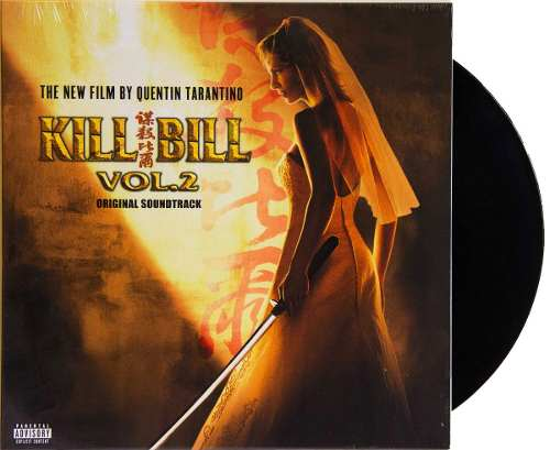 Lp Kill Bill Vol. 2