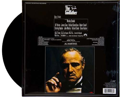 Lp Vinil O Poderoso Chefão The Godfather