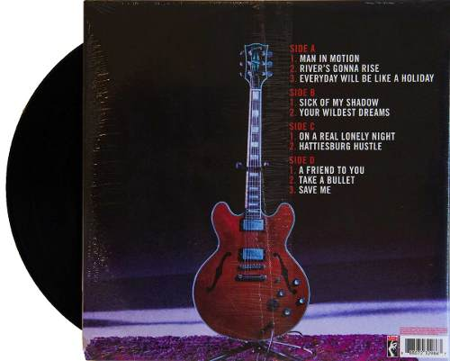 Lp Vinil Warren Haynes Man In Motion