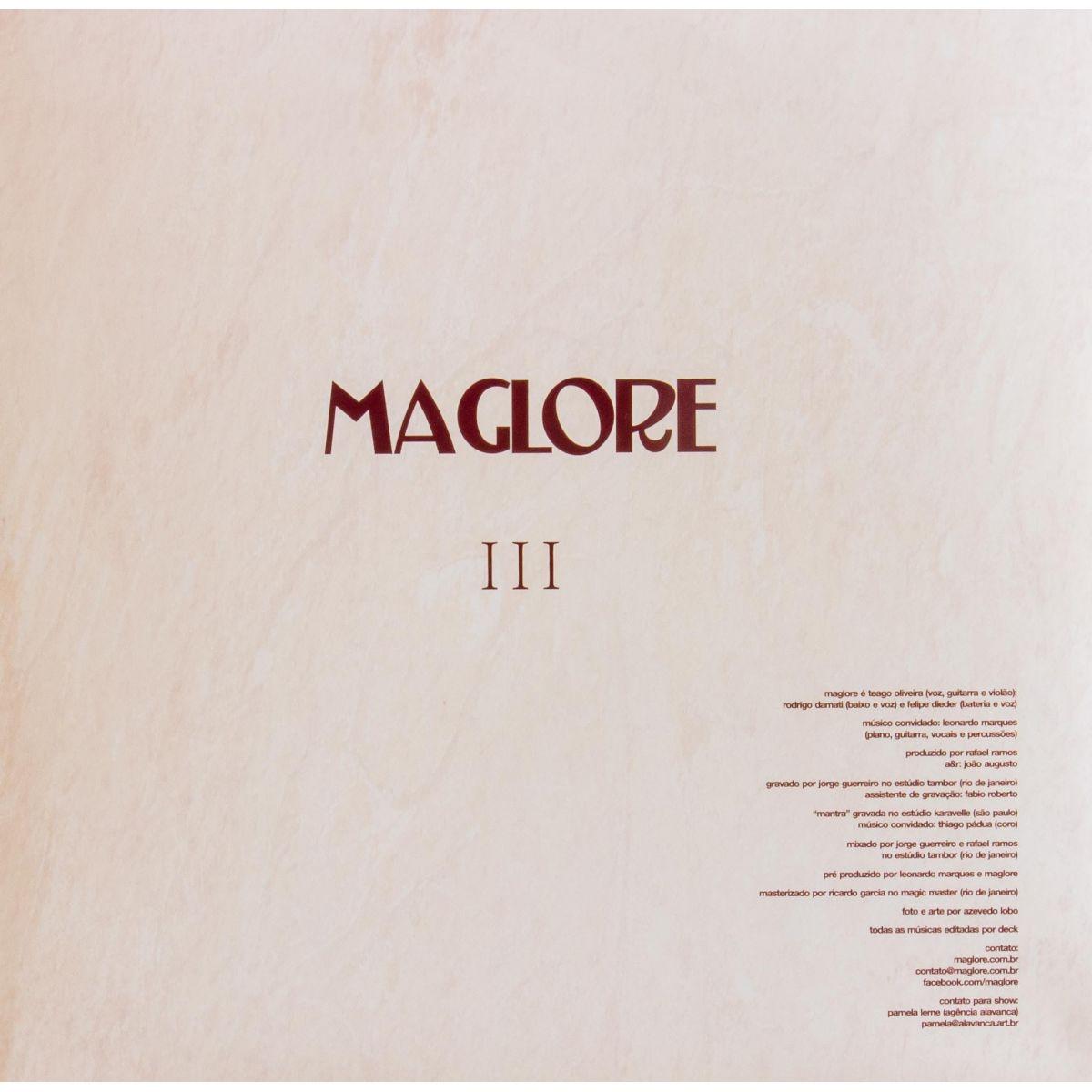 Lp Vinil Maglore III