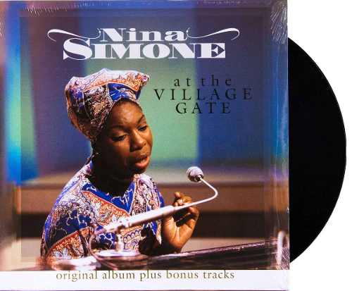 Lp Vinil Nina Simone At The Village Gate