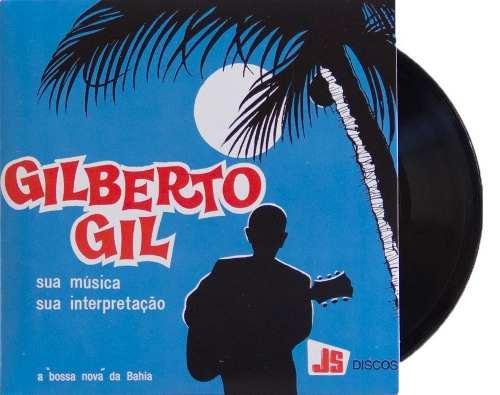 Lp Vinil Compacto Gilberto Gil Sua Música Sua Interpretação
