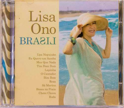 Cd Lisa Ono Brasil