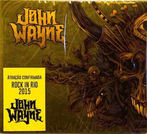 Cd John Wayne Dois Lados Parte 1