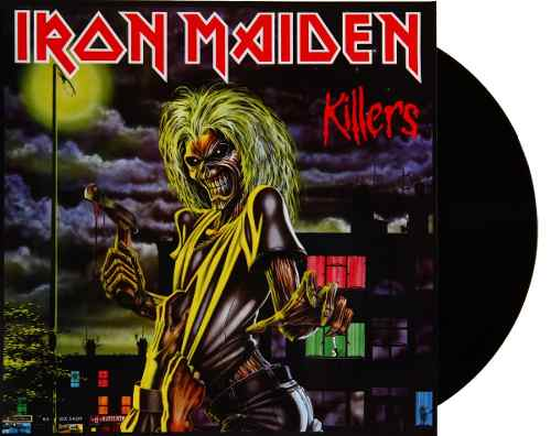 Lp Vinil Iron Maiden Killers