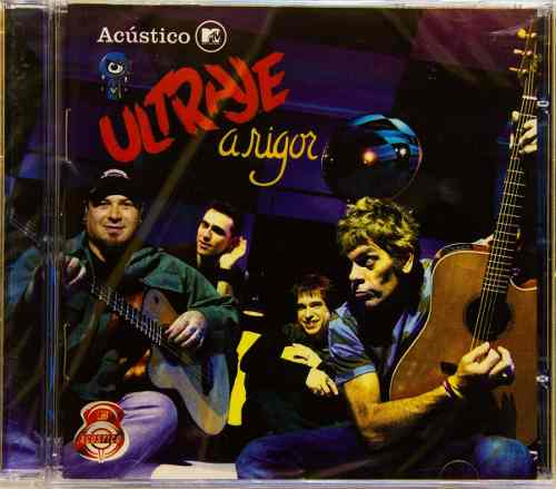 Cd Ultraje A Rigor Acustico MTV