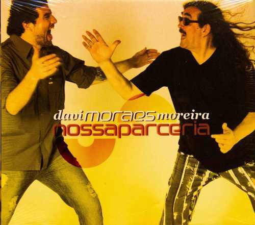 Cd Davi Moraes & Moraes Moreira Nossa Parceria