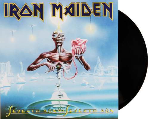 Lp Vinil Iron Maiden Seventh Son Of A Seventh Son