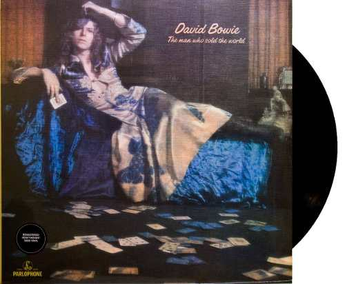 Lp Vinil David Bowie The Man Who Sold The World