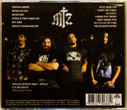 Cd Matanza Thunder Dope