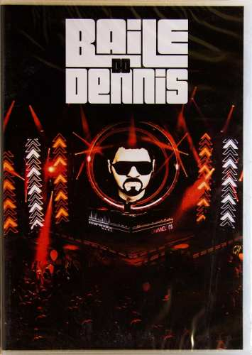 Dvd Dj Dennis Baile Do Dennis