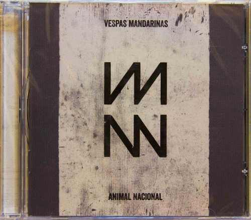 Cd Vespas Mandarinas Animal Nacional