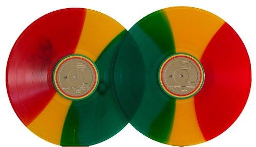 Lp Vinil Bob Marley Legend Colorido