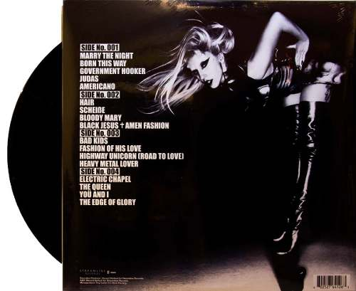 Lp Vinil Lady Gaga Born This Way