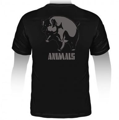 Camiseta Premium Pink Floyd Animals