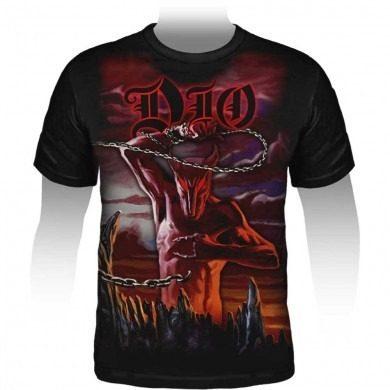 Camiseta Premium Dio Holy Diver