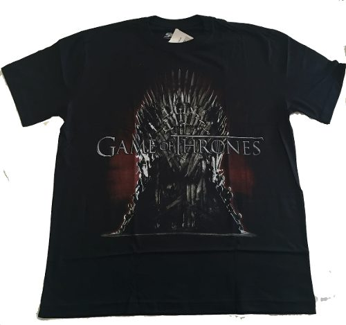 Camiseta Seriado Game Of Thrones