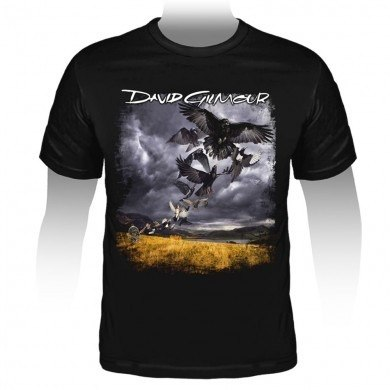 Camiseta David Gilmour Rattle That Lock