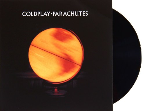 Lp Vinil Coldplay Parachutes