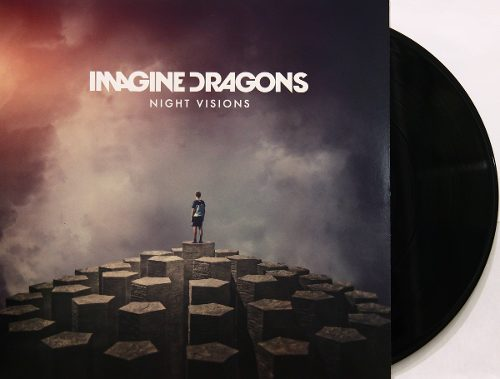 Lp Vinil Imagine Dragons Night Visions