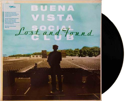 Lp Vinil Buena Vista Social Club Lost And Found