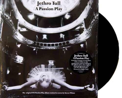 Lp Vinil Jethro Tull A Passion Play