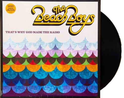 Lp Vinil The Beach Boys Thats Why God Made The Radio