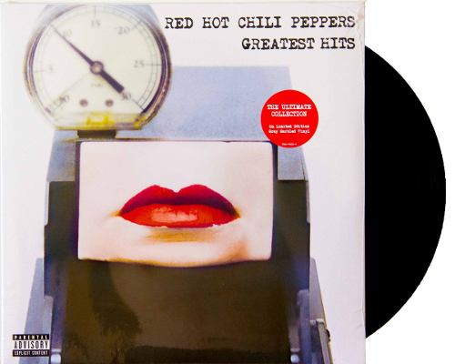 Lp Vinil Red Hot Chilli Peppers Greatest Hits