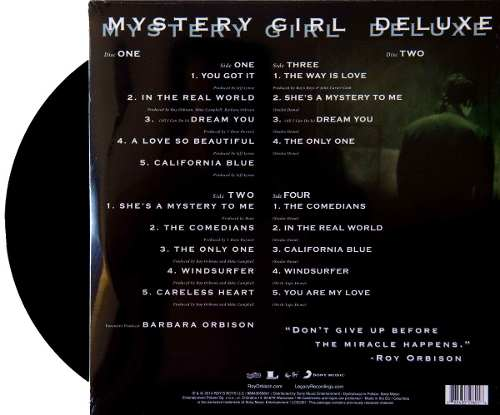 Lp Vinil Roy Orbison Mystery Girl