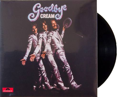 Lp Vinil Cream Goodbye Cream
