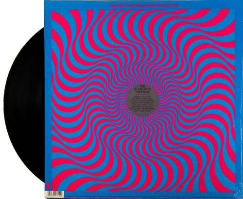 Lp Vinil The Black Keys Turn Blue